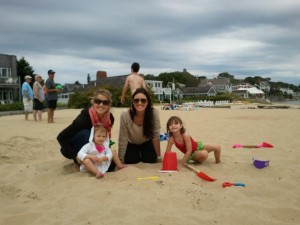 LLD sitters with some lil' darlings in Massachusetts